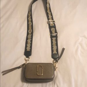 Marc Jacobs snapshot purse